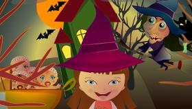 Halloween Baby Game