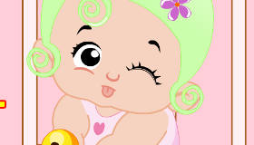 Virtual Baby Dress Up