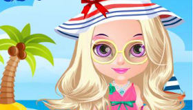 Baby Halen Summer Dress Up Mobile