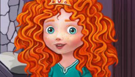 Baby Merida Disney Princess