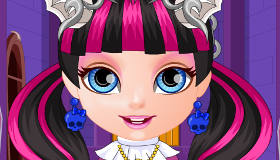 Baby Barbie Monster High