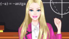 School Barbie Dress Up Mobile