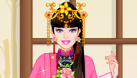 Oriental Princess Barbie