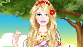 Enchanted Barbie Princess Fashion