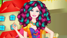 Barbie Ever After High Mobile