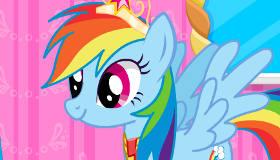 Baby Barbie My Little Pony