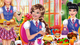 Barbie Princess Charming Mystery