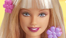 Makeover Magic Barbie