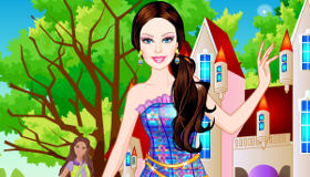 Barbie Princess Games