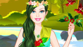 Earth Princess Barbie