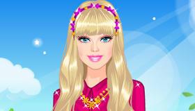 Spring Break Barbie