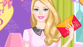 Barbie Sweet Sixteen Dress Up