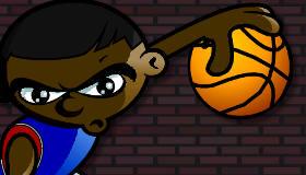 Tony Parker Basketball