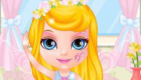Ballerina Baby Barbie