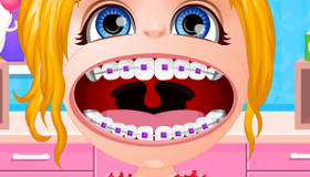 Braces For Baby Barbie
