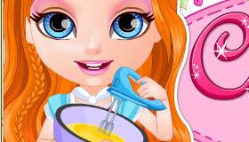 Cake Shop Baby Barbie