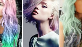Fake Pastel-Dyed Hair in Four Easy Steps!