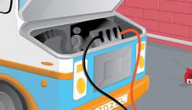 Ice Cream Truck Repair