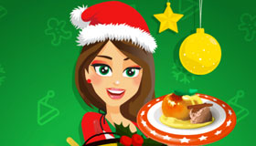 Barbie Dreamhouse Cooking Game