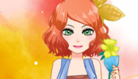 Beauty And The Beast Dress Up Mobile Game