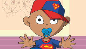Dress Up A Cute Baby