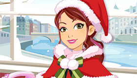 Fun Christmas Dress Up Game
