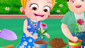 Play Baby Hazel Garden Party