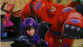 Hidden Stars Big Hero 6