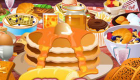 Big Breakfast Hidden Object