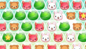 Animal Bubble Shooter