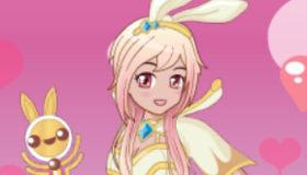 Manga Bunny Dressup