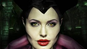 Maleficent: Starring Angelina Jolie