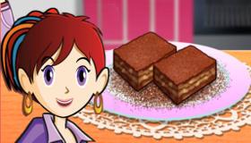 Sara's Caramel Nut Brownies