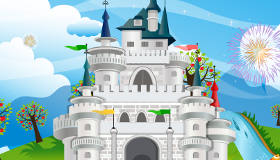Castle Building Game