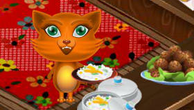 Manage a Cat Restaurant