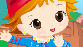 Sweet Baby Dress Up Game