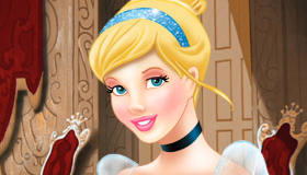 Cinderella Movie Makeover