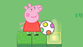 Magic Forest Peppa Pig