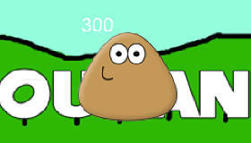 Pou Throw