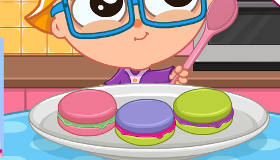 Cooking Macarons