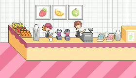 LittleTown Juice Shop