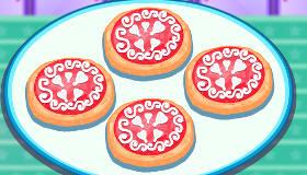 Crunchy Sugar Biscuits Cooking