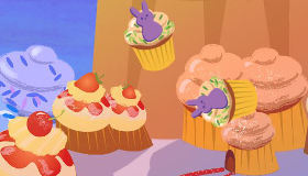 Cupcakes vs Veggies