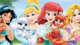 Disney Palace Pets App: Princess Pets On Your Mobile!
