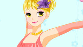 Ballerina Recital Dress Up
