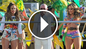 Pitbull feat. JLo feat. Claudia Leitte - We Are One (Ole Ola)