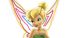 Tinker Bell Coloring