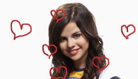 Selena Gomez Coloring