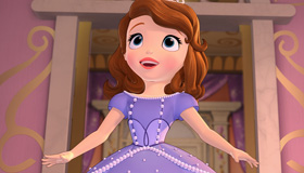 Sofia the First Royal Me