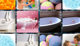 Kids Bath Game